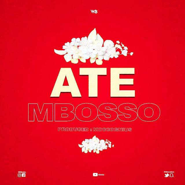 Ate By Mbosso Cover