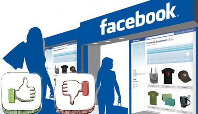Cara Membuat Toko Online di Facebook