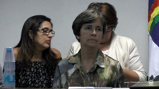 Audiência Publica: Secretária Patricia Borba é sabatinada na Câmara de Goiana