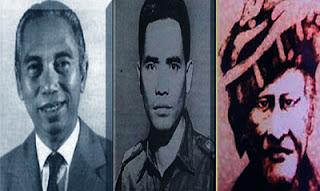 tiga pahlawan dari sumatera utara