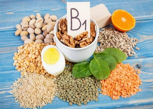Where is vitamin B1?