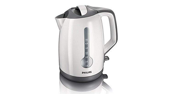 Philips 1.7L 2400-W Elemental kettle
