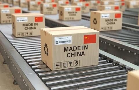 Jasa Import Door To Door China