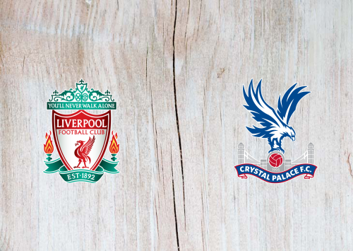 Liverpool vs Crystal Palace Full Match & Highlights 24 June 2020