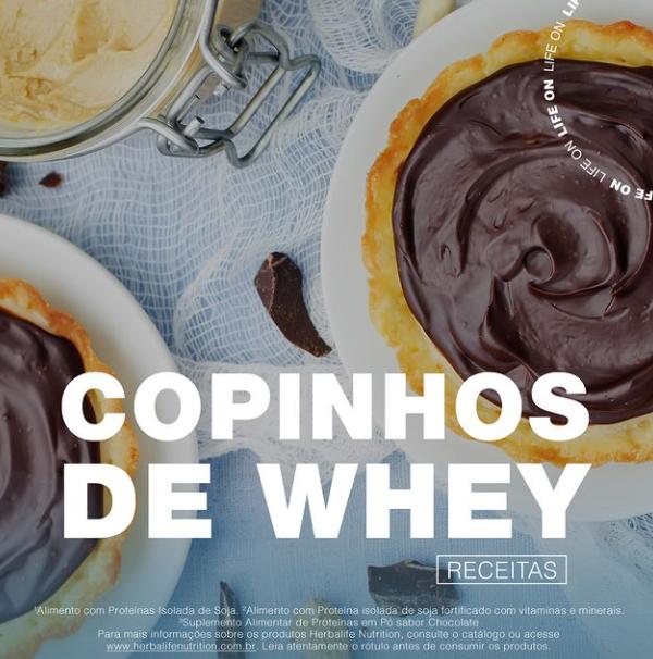 COPINHOS DE WHEY