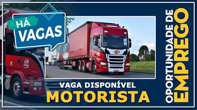 Reiter Log Transportes abre vagas para Motorista Carreteiro