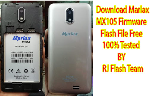 Marlax MX105 Flash File