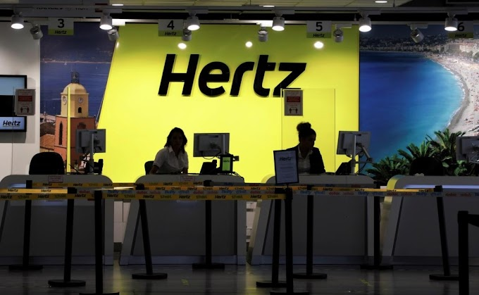 Dimite el director financiero de Hertz, Jamere Jackson