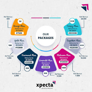Xpecta Investment review