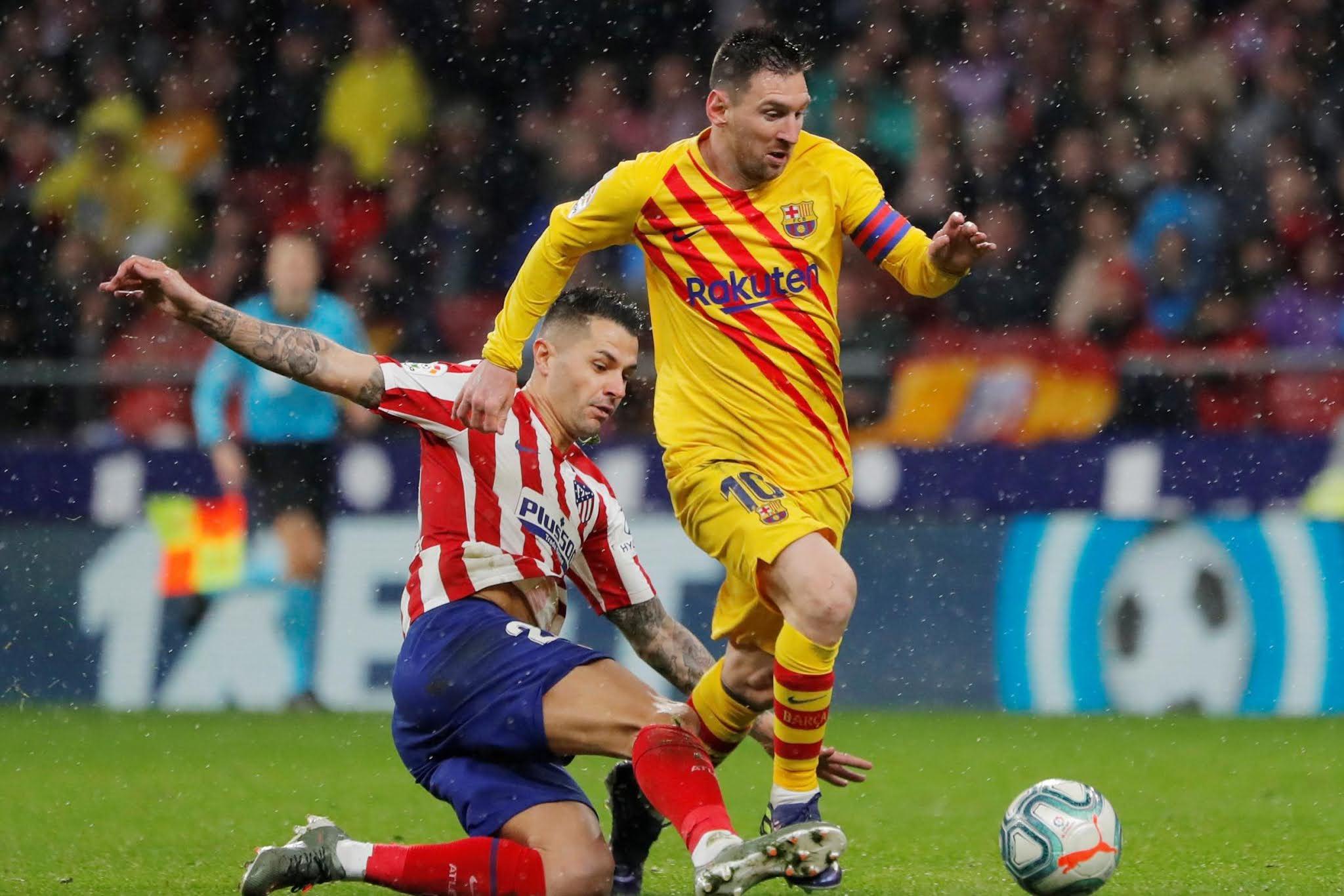 مشاهدة مباراة برشلونة ضد أتلتيك بيلباو