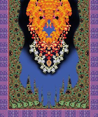 Lavanya-Geometric-Textile-Kaftan 33