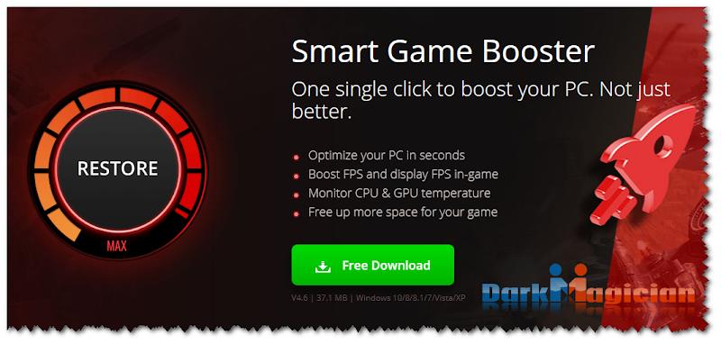 Smart Game Booster পিসিতে গেমস খেলার সময় Lag করে নিয়ে নিন সমাধান