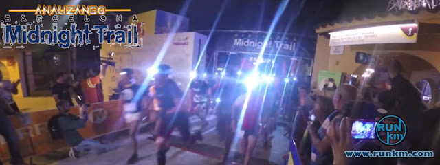 Analizando el recorrido Midnight Trail Barcelona