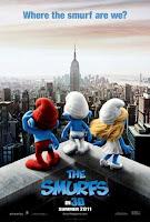 Download The Smurfs 3D (2011) BluRay 720p Half SBS 700MB Ganool