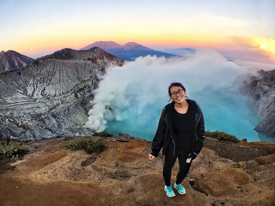 Ijen Crater and Surabaya Indonesia Travel Guide