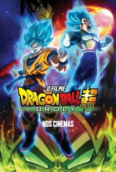 Dragon Ball Super: Broly Torrent - BluRay 720p/1080p Dual Áudio