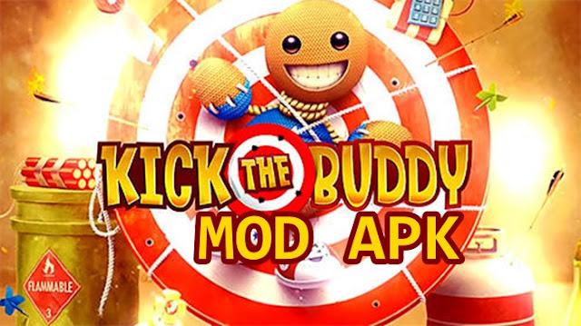 Download Kick The Buddy MOD APK (Unlimited Money, Gold, All Unlocked)