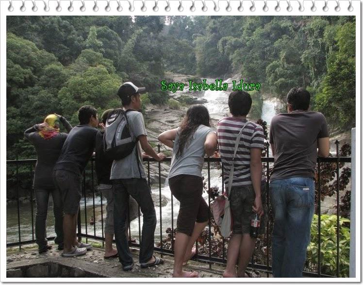 Pahang, air terjun, air terjun cantik