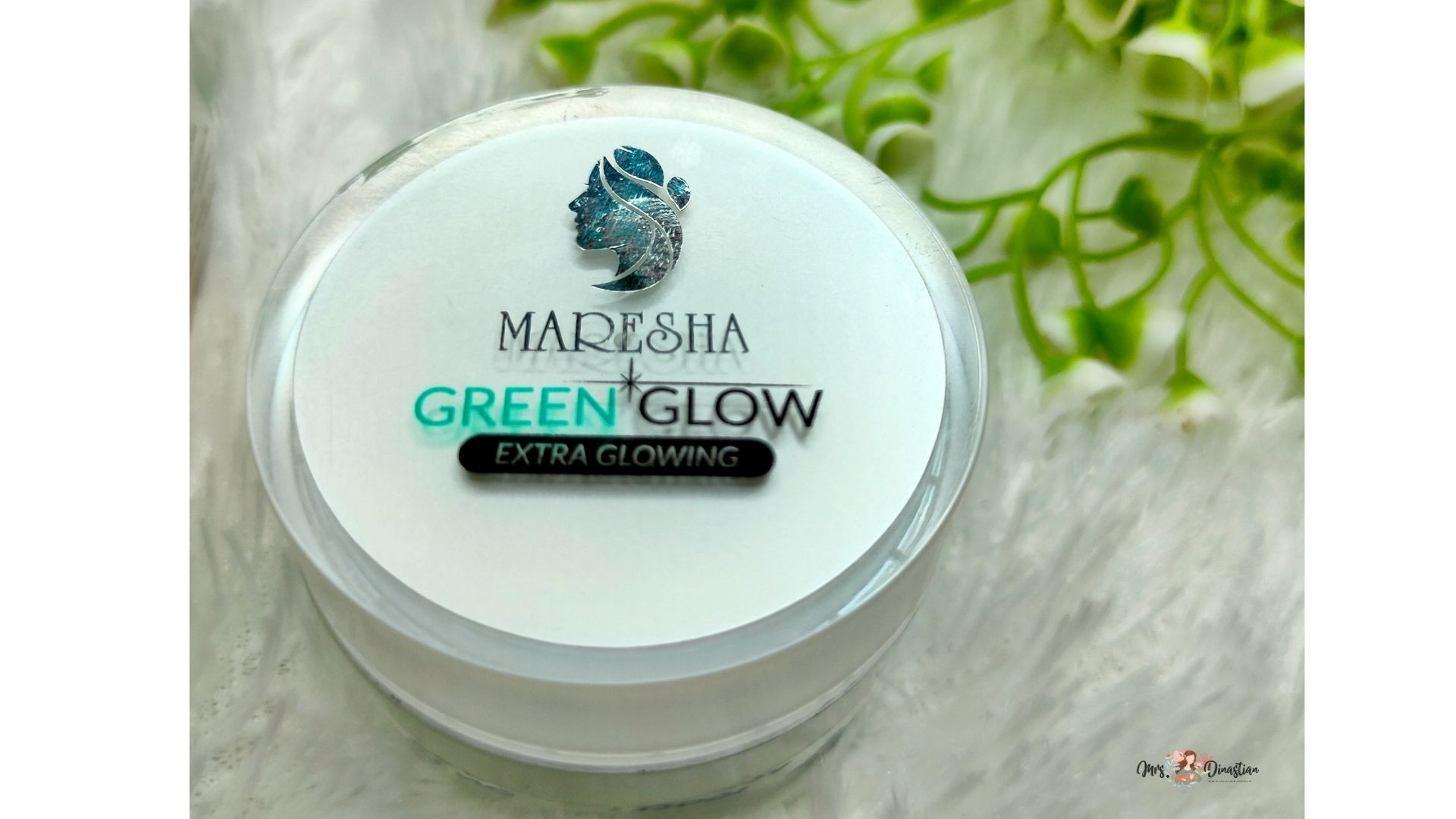 Review Green Glow Maresha Skincare