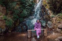 Air Terjun Jumog Putri Tawangmangu Karanganyar