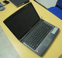 jual laptop bekas acer 4540