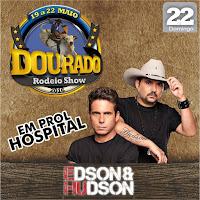 Edson & Hudson - Rodeio Dourado Show