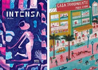 Novela gráfica, feminismo y literatura en las obras de las autoras Sole Otero y María Luque
