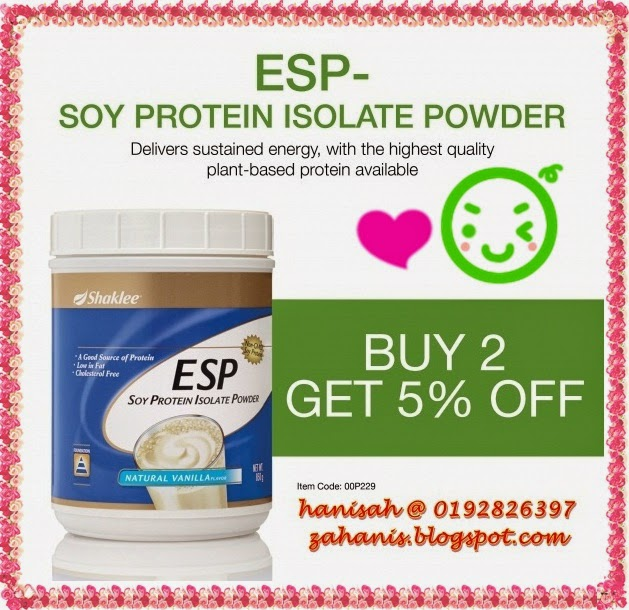 energizing soy protein shaklee kerteh
