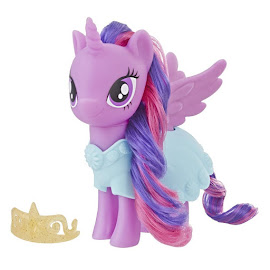MLP Dress-up Twilight Sparkle Brushable Pony