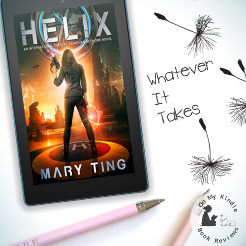 On My Kindle BR's review of Helix (ISAN #2) by Mary Ting