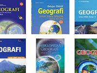 Daftar Buku Pelajaran Geografi SMA/MA Kurikulum 2006