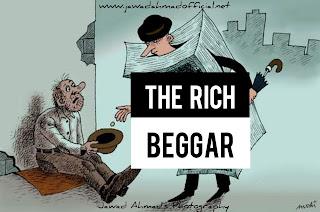 The Rich Beggar