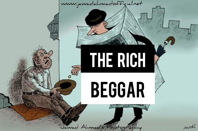 The Rich Beggar | Anything can Happen