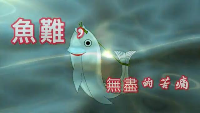 魚難,無盡的苦痛