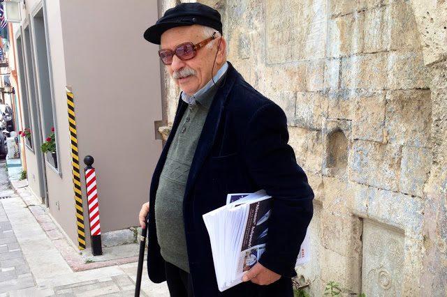 Γιάννης Γκιόλας: Πραγματικός μαχητής της δημοσιογραφίας ο Κυριάκος Καλκάνης