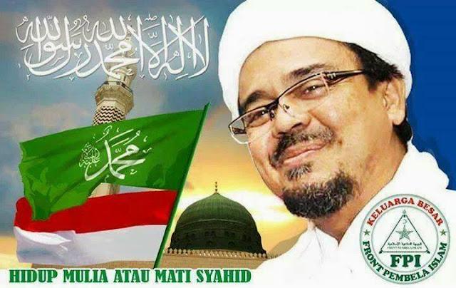 Habib Rizieq: Disatukan Al-Qur'an, Insha Allah Kebangkitan Muslim Indonesia Tidak Lama Lagi
