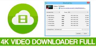 apps unduh video youtube - 4k video downloader