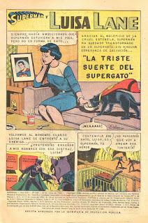 Superman Novaro 648 - página inicial