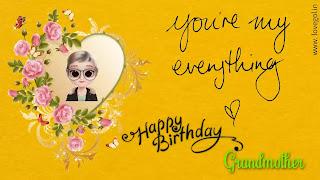Birthday Wishes for Grandma's 70th Birthday