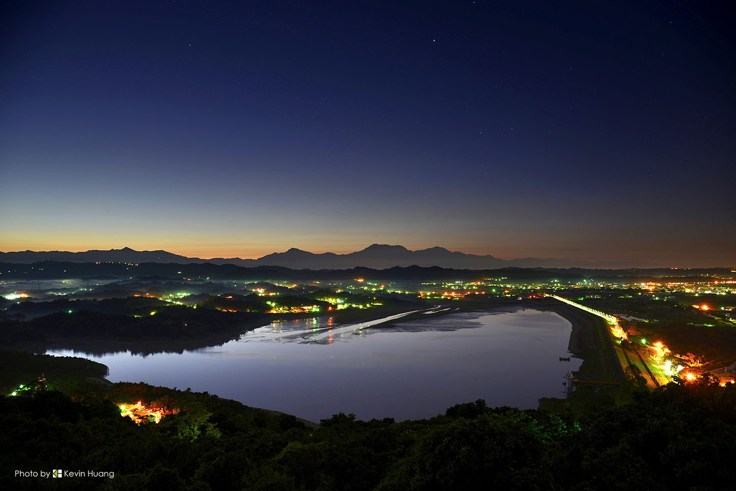 2013小崗山日出景觀之美