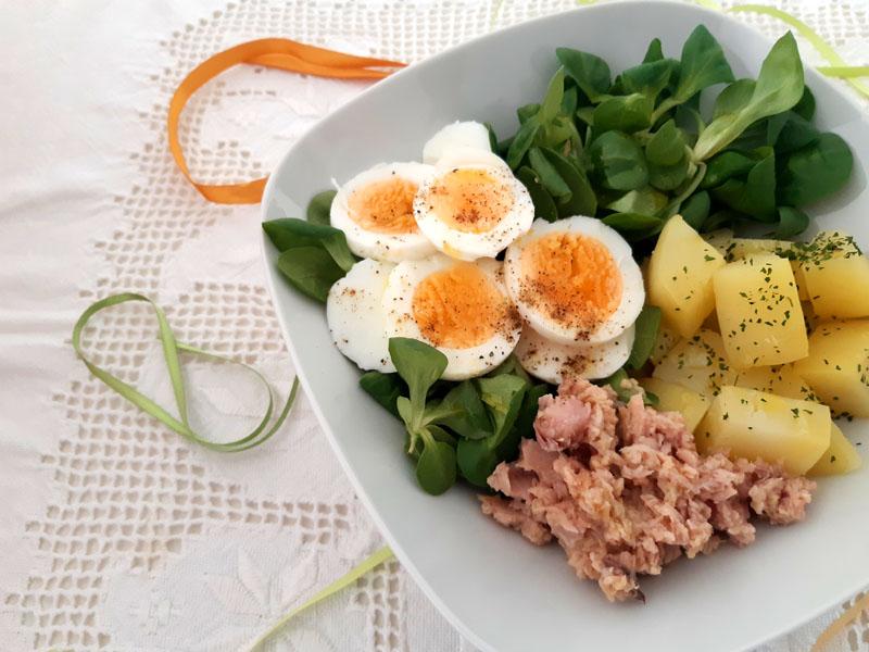 Idee per un'insalata