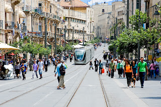 Israel quer mais turistas de Portugal