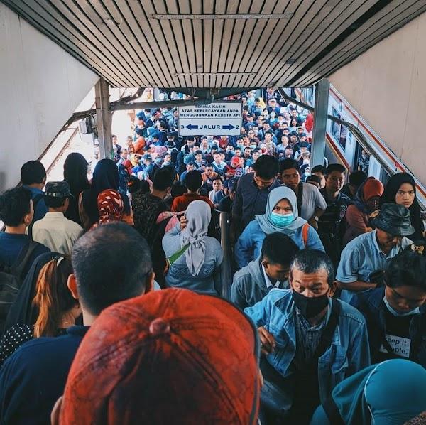 Peneliti: Separuh Penduduk Indonesia Bakal Terinfeksi Jika Tak Lockdown