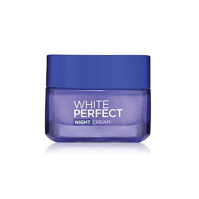 L'oreal White Perfect Night Cream