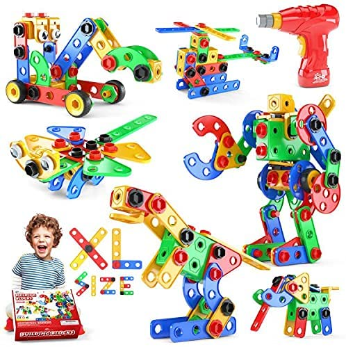 Toy Building Set