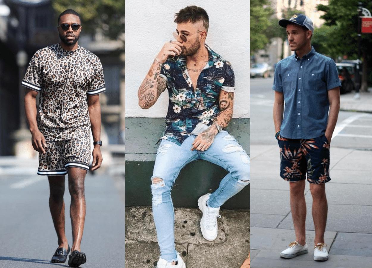 Menswear summer 2021