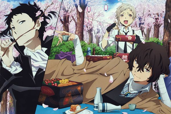 Bungou Stray Dogs Batch Subtitle Indonesia