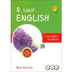 Eksen Yayıncılık 8.Sınıf İngilizce Course Book, WorkBook