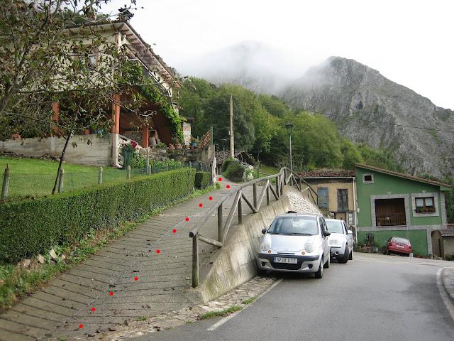 Rutas Montaña Asturias: Inicio de ruta a la Fayona y Monsacro en Los Llanos