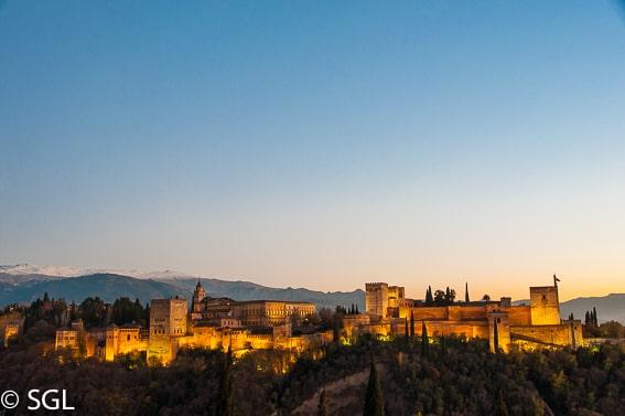 Granada. Mis 10 ciudades favoritas de Europa